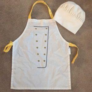 IKEA Chef Apron/Hat Set